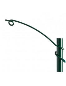 """8"""" wraparound hook (with safety loop)"""