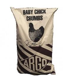 Argo Baby Chick Crumbs (20kg)