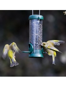 Bird Lovers 2 port seed feeder