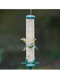 Bird Lovers 4 port seed feeder