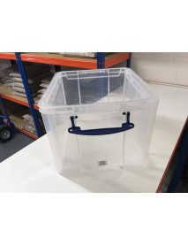 Bird feed storage container