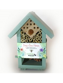 Bug and bee house