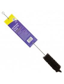 Cleaning brush for tube feeder