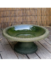 Coniston Bird Bath with short stand