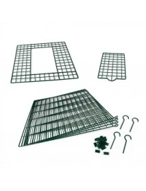 Ground feeder guard (small mesh)