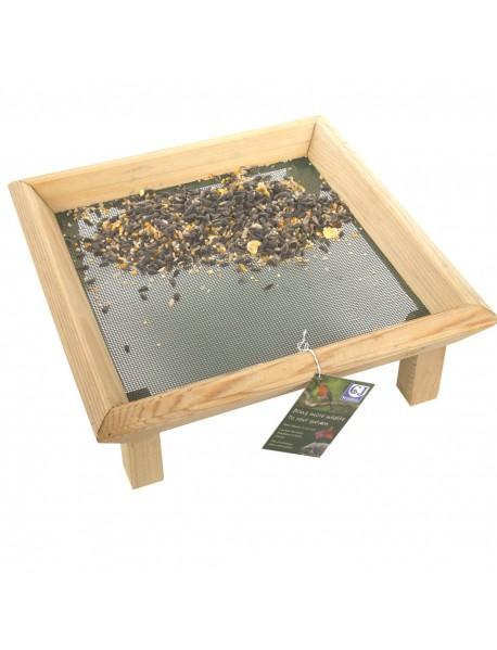 Ground feeding table