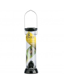 Onyx 2 port nyjer seed feeder (small)