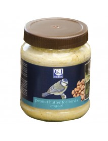 'Original' peanut butter jar for birds