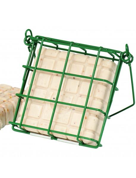 Suet block holder