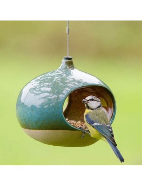 Vierno ceramic seed feeder