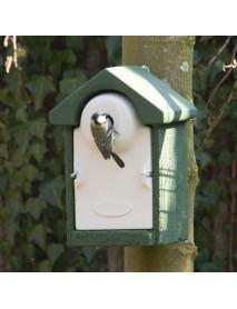 Woodstone 28mm hole fronted nest box