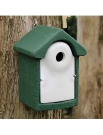 Woodstone 32mm hole-fronted nest box